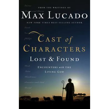 - Cast of Characters: Lost and Found - eBook