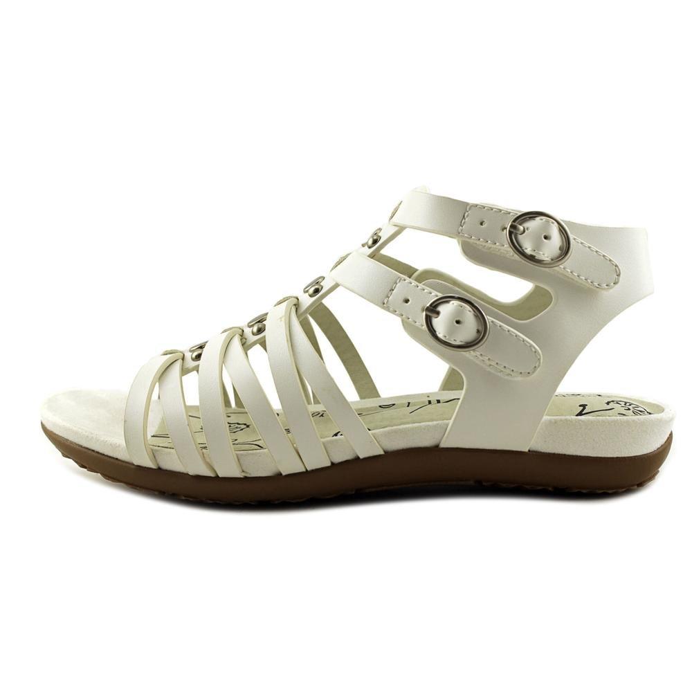 8a511dc159bc Bare Traps Womens Robbi Open Toe Casual Gladiator Sandals