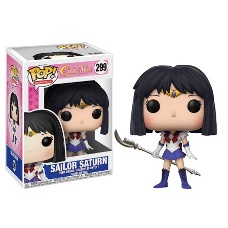 Funko Pop! Anime Sailor Moon - Sailor Saturn