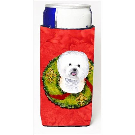 Bichon Frise Michelob Ultra bottle sleeves For Slim Cans - image 1 of 1