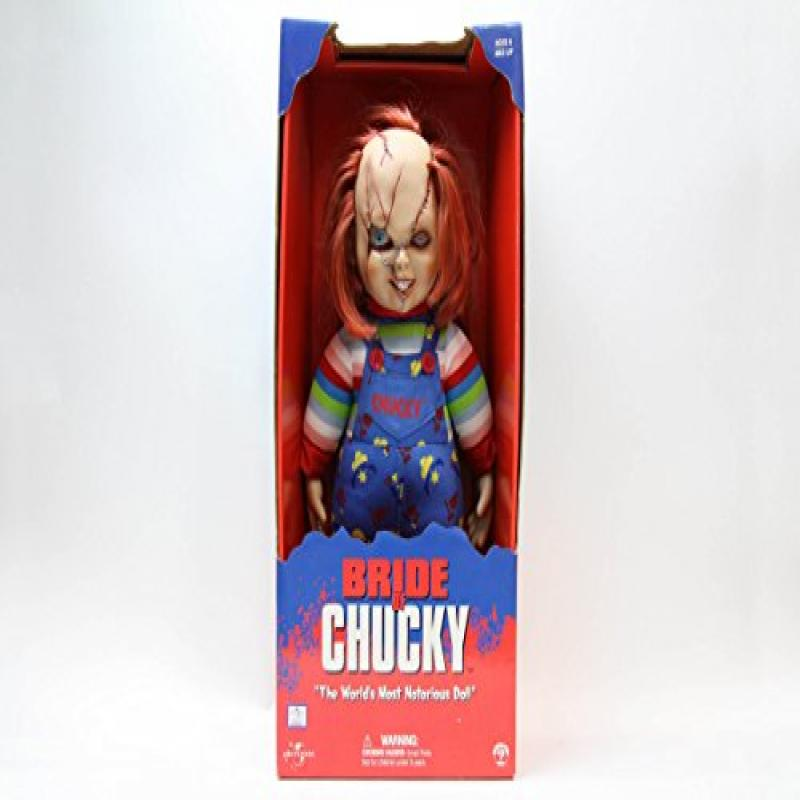 1999 Sideshow 16 Bride of Chucky Doll #2 - Worlds Most No...