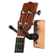 String Swing CC01UK-O Hardwood Home & Studio Wall Mount Ukulele Hanger - Oak