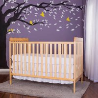 Dream On Me Carson Classic 3-in-1 Convertible Crib (Natural)