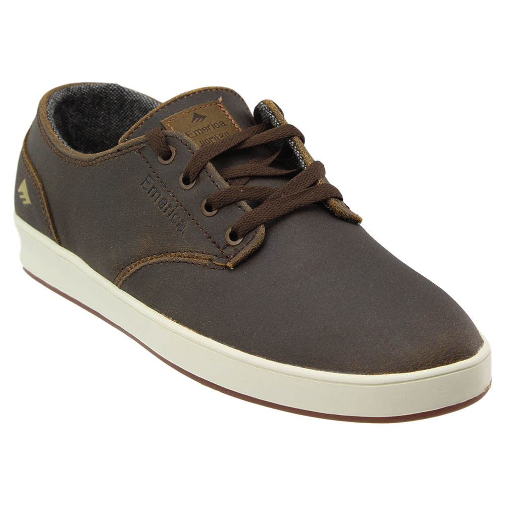 Emerica The Romero Laced - Brown - Mens