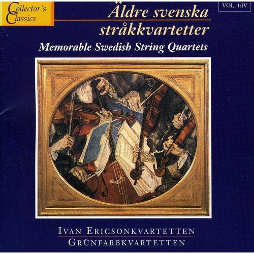 Memorable Swedish String Quartets 4 / Various