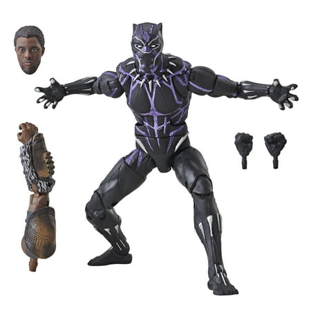 Marvel Legends Series Avengers: Infinity War 6-inch Black Panther Figure - Black Widow Marvel Costumes