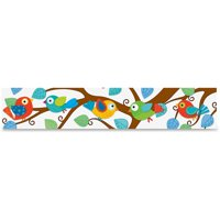 Carson-Dellosa Boho Birds Design Bulletin Border