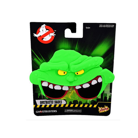 Party Costumes - Sun-Staches - Ghostbusters - Slimer Sunglasses SG2452 (Stache Sunglasses)