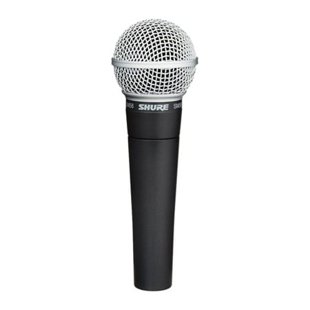 Shure Cardioid Dynamic Vocal Microphone (SM58-LC) ()