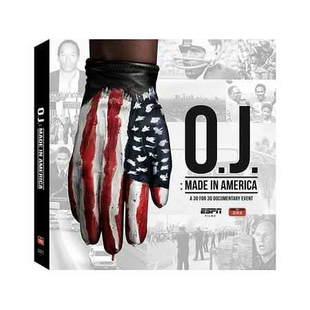 Espn O J   Made In America  Blu Ray   Dvd