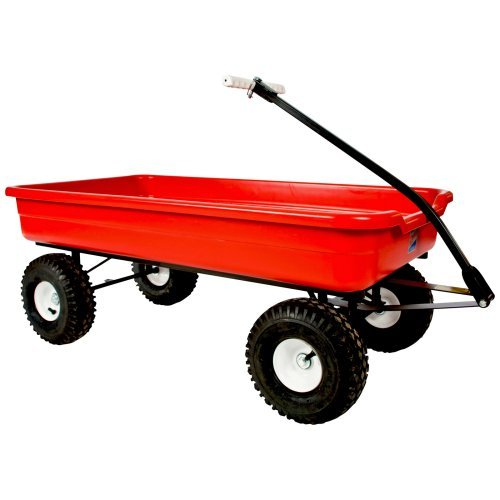 Dirt King CW-4-R Cruiser Wagon, Red