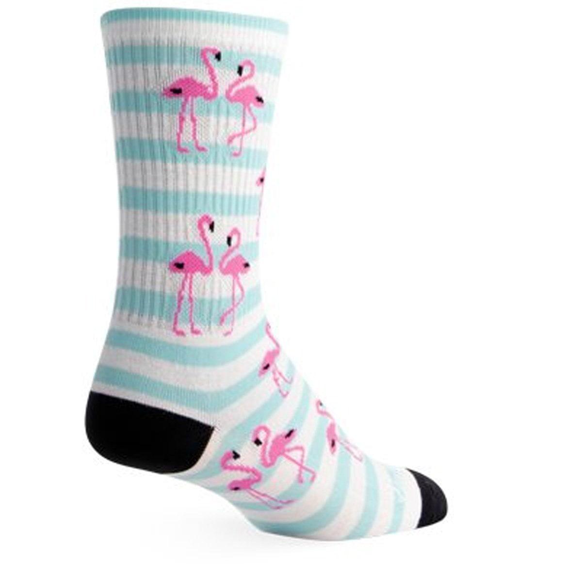SockGuy Men's Flamingo Socks