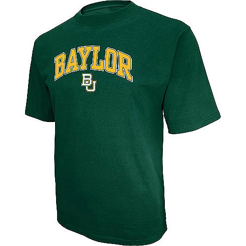 NCAA - Big Men's Baylor Short Sleeve Tee