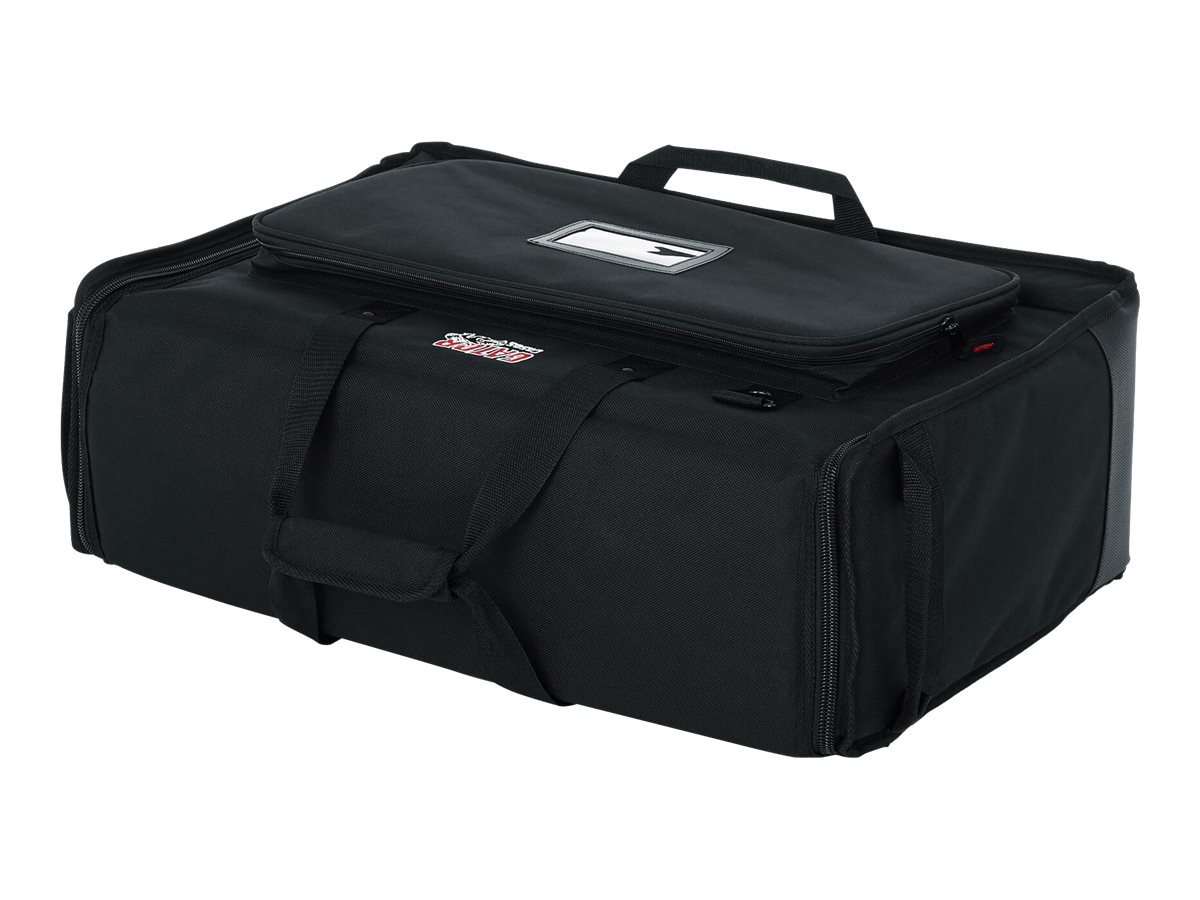 """Small Gator Cases Padded Nylon Carry Tote Bag for LCD Screens Between 19-24/"""""""