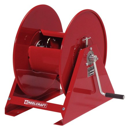 Reelcraft Hand Crank Oil 1 2 In  Hose Reel