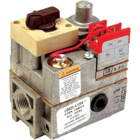 VS820A1047 COMBINATION MILLIVOLT GAS VALVE 1/2