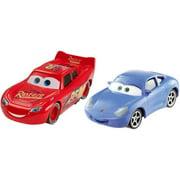 Disney/Pixar Cars 3 Die-Cast Lightning McQueen and Sally 2-Pack