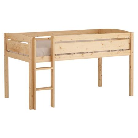 Canwood Whistler Junior Loft Bed Color Natural