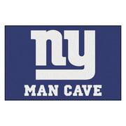 "NFL - New York Giants Man Cave Starter Rug 19""x30"""