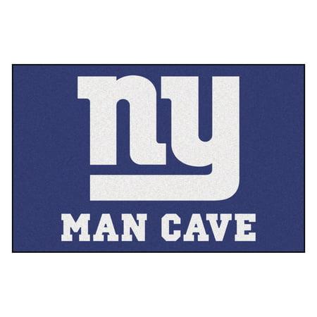NFL - New York Giants Man Cave Starter Rug -