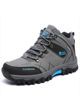 7d162bcfcdc5f6 Product Image Meigar Mens High Top Trail Trekking Hiking Boot Waterproof  Athletic Outdoor Safety Shoe