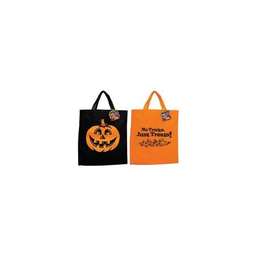 D. M.  Merchandising Halloween Trick Or Treat Tote Bag 21 inch x15 inch