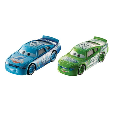 Disney/Pixar Cars Brick Yardley & Cal Weathers Vehicle 2-Pack