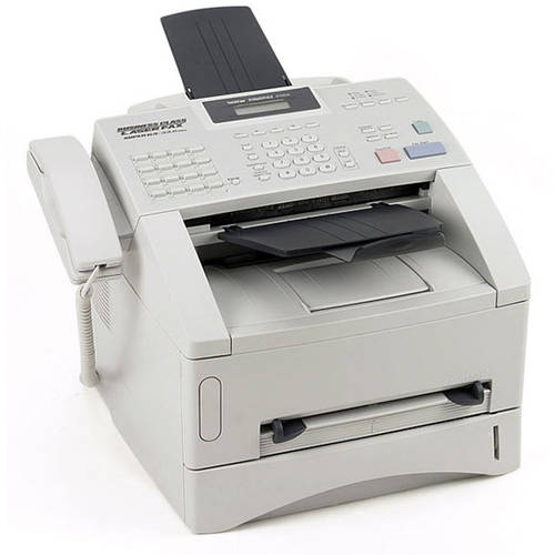 Brother IntelliFAX 4100e Laser Printer Copier Fax Machine by Brother