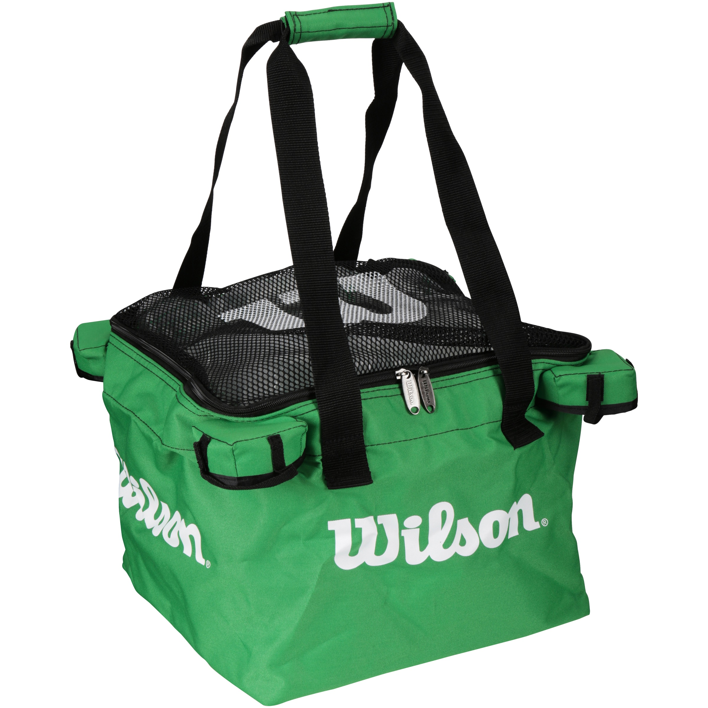 Wilson Green Tennis Teaching Bag