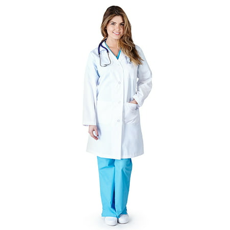 8c7ab33a983 Natural Uniforms Unisex Lab Coat | Walmart Canada