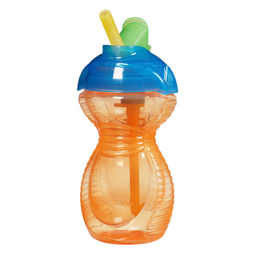 Munchkin Click-Lock Flip Straw Sippy Cup