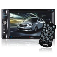 Deals on XO Vision XOD1752BT 6.2-inch Touch Screen In-Dash DVD Receiver
