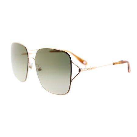 56bbab496c5 Givenchy GV7004 DDB CS Women s Square Sunglasses - Walmart.com