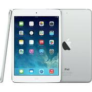 "Apple iPad mini ME279LL/A Tablet, 7.9"" QXGA, Cyclone Dual-core (2 Core) 1.30 GHz, 16 GB Storage, iOS 7, Silver"