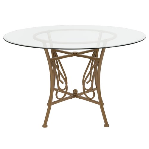 Fleur De Lis Living Corkey North Dining Table