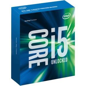 Intel Core i5 6600K Skylake 3.50 GHz Quad-Core LGA 1151 6MB Cache Desktop Processor - BX80662I56600K