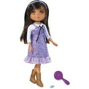 Mattel Dora The Explorer Girl Dora Doll & Secret Links Code