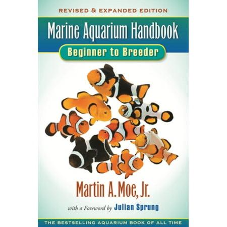TFH Publications Marine Aquarium Handbook, Martin A. Moe, Jr