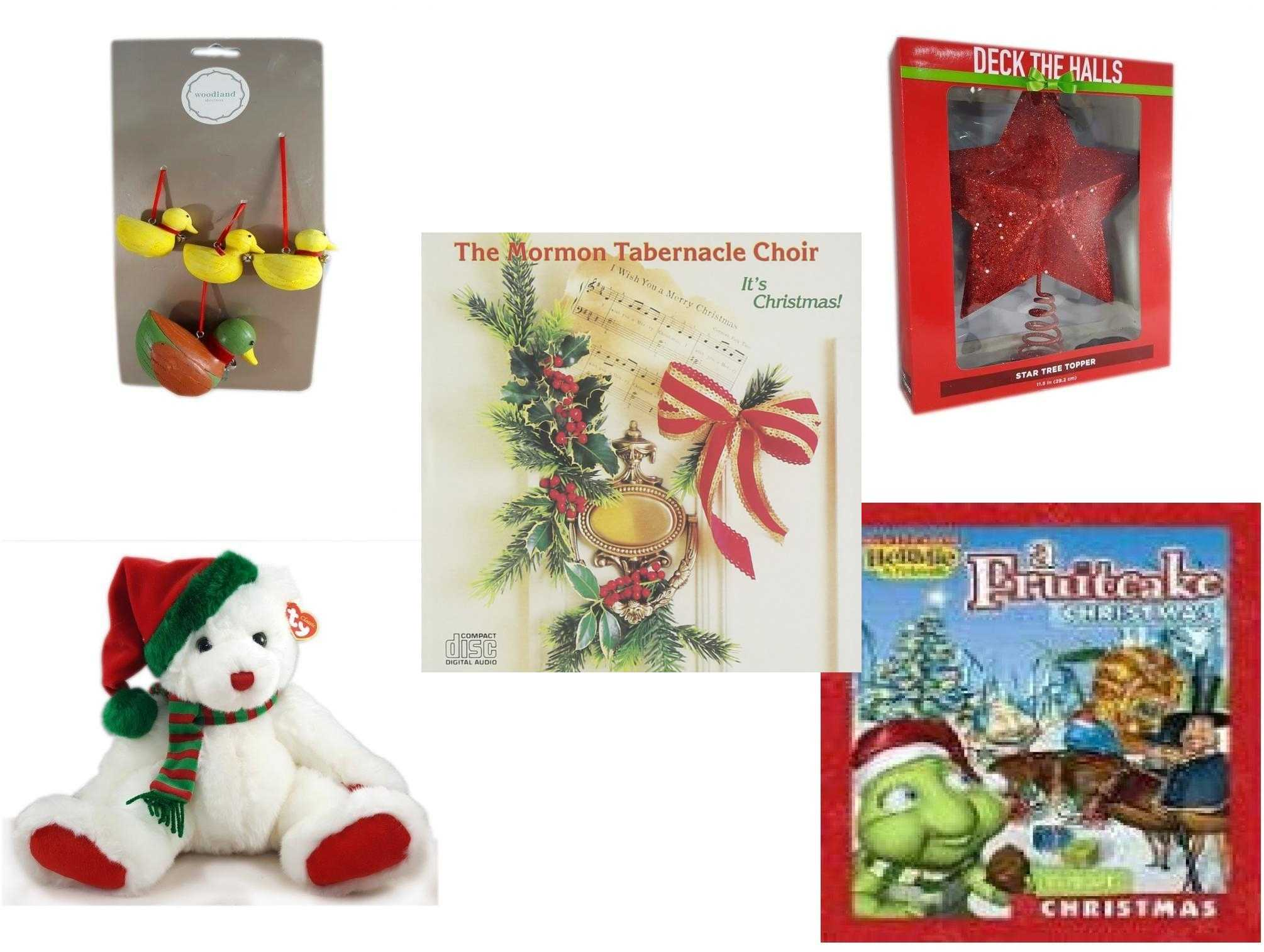 Christmas Fun Gift Bundle [5 Piece]