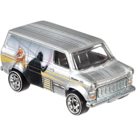 1985 85 Ford E250 Van - Hot Wheels Star Wars Ford Transit Super Van 2