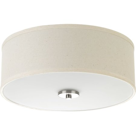 Exterior Collections Flush Mount - Inspire Collection Two-Light 13