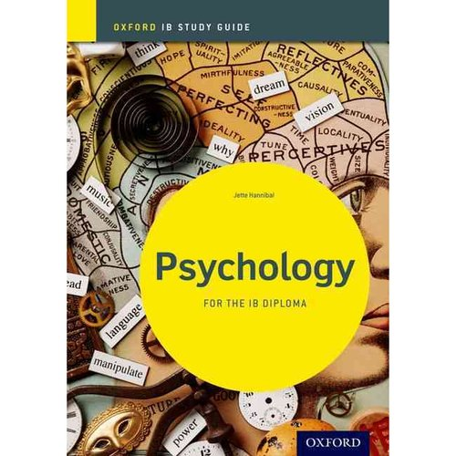Psychology: For the IB Diploma