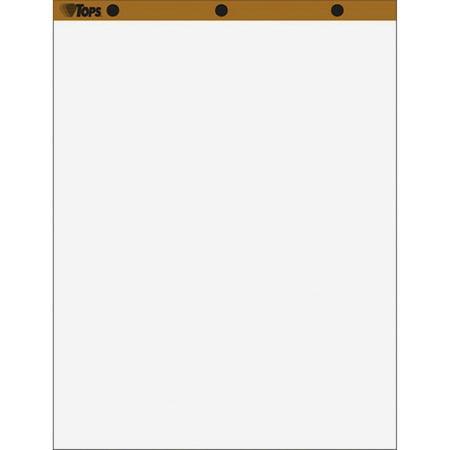 TOPS, TOP7901, Plain Paper Easel Pads, 4 / Carton ()