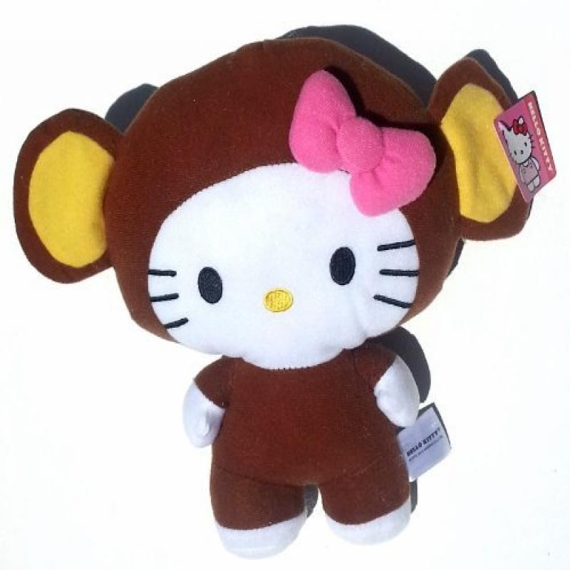 "Hello Kitty Plush 10""Circus Monkey"