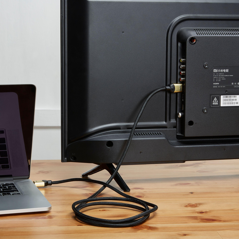 Blackweb 6Ft Premium Hdmi Cable