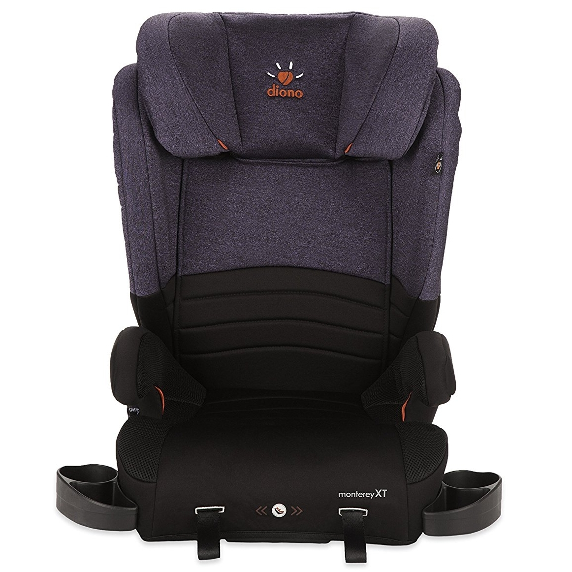 Diono Monterey XT High Back Car Booster Seat - Heather