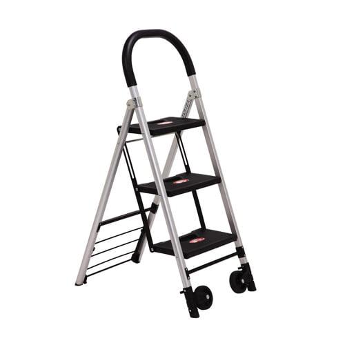 Xtend+Climb FW-71 2-in-1 Ladder/Hand Cart w/ Platform Steps