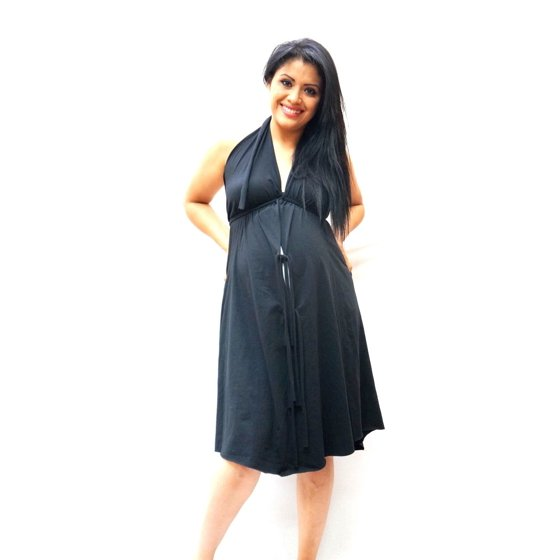 57e55a5862926 ... david-C Cotton Jersey Maternity Labor Delivery Hospital Birthing Gown  ONE SIZE