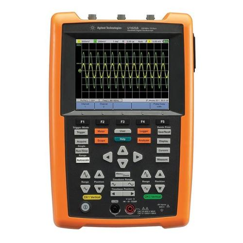 Handheld Oscilloscope, Keysight Technologies, U1620A