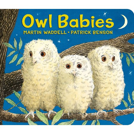 Owl Babies Lap Size (Board Book) (Owl Babies Board Book)